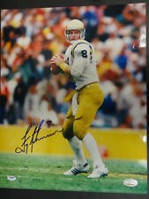 Troy Aikman Signed 16x20 Photo Autograph Auto PSA/DNA Y66795
