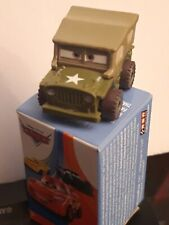 DISNEY PIXAR CARS MINI RACERS: SARGE/SARGENTO.