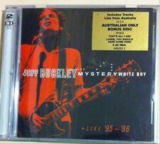 Jeff Buckley - Mystery White Boy Live 95-96 (CD,Two discs, 2000, Sony)