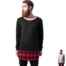 Lange feine Herren-Pullover aus Baumwolle