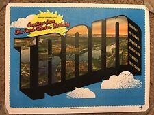 Lil Tuffy Train Art Print Poster Mondo Show Tour Band Gig Concert Berkeley CA