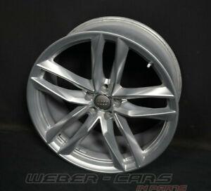 4G0601025CE Audi RS6 4G V8 21 Inch Aluminium Rim Wheel 9.5J X 21 ET25 21''