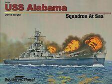 USS Alabama Squadron at Sea by Squadron / Signal 34006