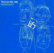 THE LA'S - BREAKLOOSE: LOST LA'S 1984-1986 [BONUS TRACKS] NEW CD