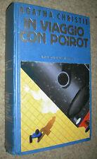 OMNIBUS AGATHA CHRISTIE IN VIAGGIO CON POIROT Mondadori 1ed.1991