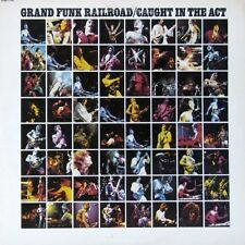 GRAND FUNK RAILROAD - CAUGHT IN THE ACT - MADE IN JAPAN - CD 1995 - NO OBI -