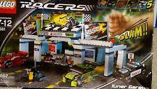 Lego 8681 Racers Tuner Garage