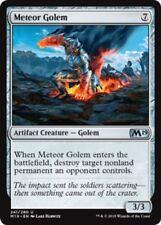 x4 Meteor Golem MTG Core Set 2019 M/NM, English