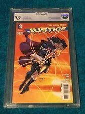 JUSTICE LEAGUE #12 Not CGC 9.8 NM MT CBCS Movie 1st Print Superman Wonder Woman