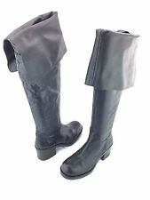 Sixty Seven Women's Enrica Leather Over the Knee Boots US Shoe Size 8M Item #161