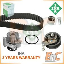 INA WATER PUMP & TIMING BELT KIT VW AUDI SEAT SKODA OEM 530034430 06B109243