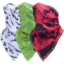 UV Protection Face Mask Scarf Neck Gaiter Seamless Bandana Headwear Headband