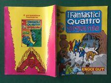 FANTASTICI 4 QUATTRO GIGANTE Serie Cronologica n.7 Ed Corno (1978) Fumetto