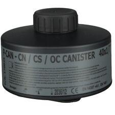 AVEC CHEM - Spezial-Atemschutzfilter für Partikel & Gas, Rd 40