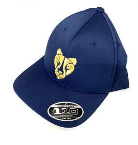 NEW Puma Tour Exclusive ROAR 110 Navy/Gold Adjustable Snapback Hat/Cap