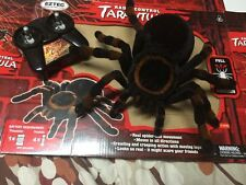 NEW EZTEC Radio Control Large Tarantula Looks Real Crawling Creeping Action