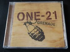 One-21 - Grenade (SEALED NEW CD 2003)