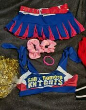 More details for juliet starling lollipop chainsaw cosplay + extras size small halloween costume