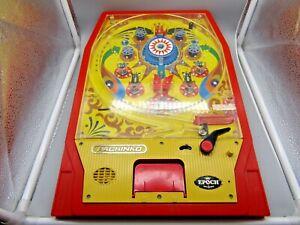 Vintage 1975 Super Pachinko Japanese Pinball Machine Epoch Co Ltd Japan NO BOX