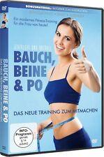 Bauch, Beine & Po - DVD - Gesundheit Kraft Beweglichkeit Ausdauer
