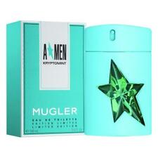 A * MEN KRYPTOMINT Thierry Mugler Eau de Toilette 100ML  3.4 oz New in Box