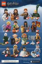 Lego minifigures series Harry Potter Complete Set 22 FACTORY SEALED PACKS 71022