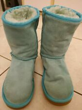 Turquoise Ugg Boots Size 7 (Women's) 5825