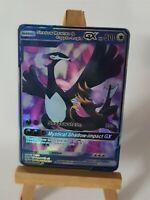 Shadow Mewtwo and Crypto Lugia Proxy Custom Pokemon Card in Holo