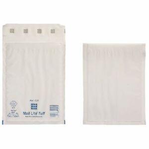 Sealed Air C/0 Mail Lite Tuff Mailing Bags 210 x 150 mm Box 100 jiffy envelop...