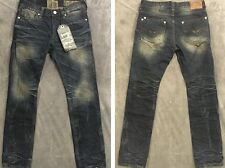 NEW AFFLICTION $145 MENS GAGE TAYLOR SLIM JEANS IN GREENVILLE SZ 36