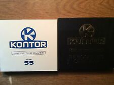 Kontor - Top Of The Clubs [6 CD] The Biggest Hits Of The Year 2011 + Vol.55