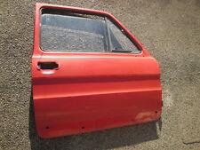 Porta originale lato destro Fiat 126 bis completa  [599.15]
