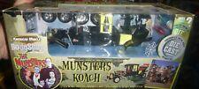 AMERICAN MUSCLE MUNSTER KOACH BODY SHOP METAL BODY MODEL KIT 1/18