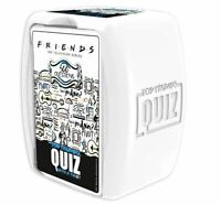 OFFICIAL FRIENDS TV SHOW TOP TRUMPS FAMILY TRIVIAL QUIZ QUESTION GAME NEW & BOX