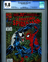 Spider-man #375 CGC 9.8 1993 Gold Foil Marvel Comic 1st She Venom Ann Weying B14