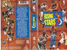 BASKETBALL ~ RISING STARS ~ VHS PAL VIDEO