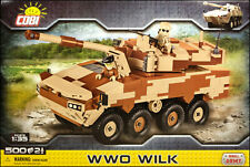 COBI WWO Wilk (2617) - 500 el. - Polish prototype fire support vehicle