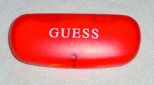 GUESS Authentic Eyeglass Hard Case  Near Mint Condition