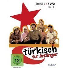 TÜRKISCH FÜR ANFÄNGER - STAFFEL 1(KOMPLETTBOX)2 DVD NEU