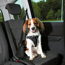 Trixie Car Dog/ Puppy Travel Seat Belt Clip Safety Harness Medium 12856 padding