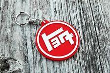 Toyota TEQ keychain JDM TOYOTA TRD OLD SCHOOL SUPRA AE86 COROLLA porta-chaves