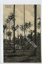 More details for (gy720-460) malay hut, singapore c1910 ex, e.p.hock card #44