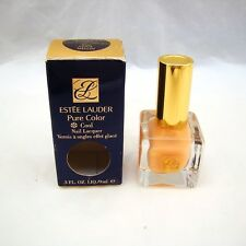 Estee Lauder PURE COLOR COOL Nail Lacquer 802 COOL MELON .3 oz 9 ml NEW NIB imp