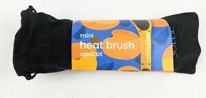 SOLEIL Mini Heat Brush | Ceramic Tourmaline | Apricot New Boxycharm 400°