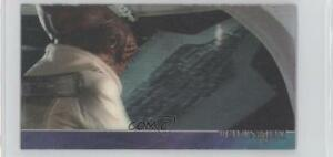 1996 Topps Star Wars: Return of the Jedi Widevision 3-D Admiral Ackbar d8k