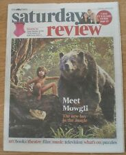 The Jungle Book - Times Saturday Review – 9 April 2016