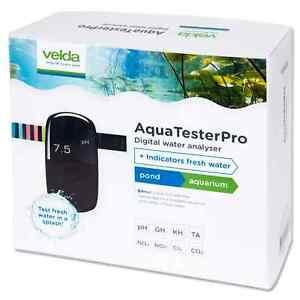 Velda Wassertester AquaTesterPro mit Indikatoren für Süßwasser 121560