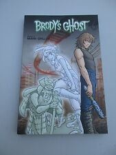 Brody's Ghost Book 1 Mark Crilley Graphic Novel Paperback