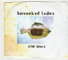 (GX257) Barenaked Ladies, One Week - 1998 CD