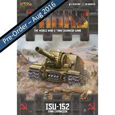 Gale Force Nine BNIB TANKS Soviet ISU 152 GFNTANKS13